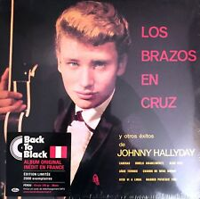 VINYLE 33 TOURS JOHNNY HALLYDAY COLLECTOR REEDITION PEROU NEUF SOUS BLISTER