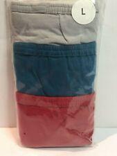 Jockey Life, 3-Pack of Men's 100% Cotton Bikini Briefs, Large 35-37 inch