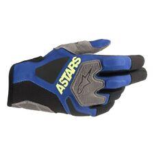 Alpinestars Venture R Enduro Adventure Off Road Motorcycle Gloves - Blue