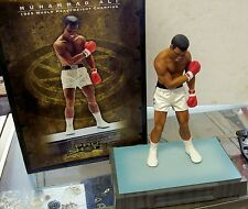 Muhammad Ali Ultimate Pro Shot 15-Inch Statue #/2000 UPPER DECK