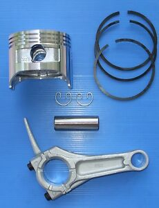 HONDA GX240 CONROD CONNECTING ROD, PISTON & RINGS SET