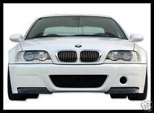 Kit estetico paraurti anteriore bmw serie 3 E46 M3