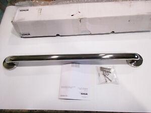 "Kohler 24"" Contemporary Grab Bar Polished Stainless K-14562-S"