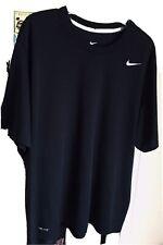 Nike Men's Legend Black Dri-Fit Short Sleeve T-Shirt