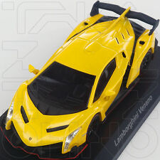 LAMBORGHINI VENENO MINICAR COLLECTION 6 KYOSHO 1:64 YELLOW GIALLO GELB JAUNE