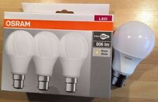 OSRAM Standard LED Light Bulbs with Dimmable