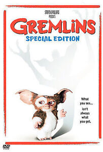 Gremlins (DVD, 2007, Special Edition) Very Good