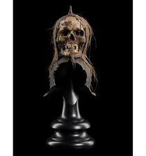 Weta Le Seigneur des Anneaux statue Casque Skull Trophy d'Orc Lieutenant