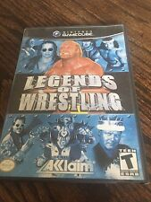 Legends Of Wrestling Nintendo GameCube Game No Manual G1