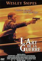 DVD L'art de la guerre Wesley Snipes Occasion