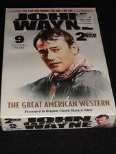 JOHN WAYNE 9 CLASSIC FILMS DVD (BRAND NEW)