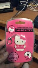 Hello Kitty 4GB USB Flash Drive Data Thumb Key Chain For PC & MAC Cute Kitty