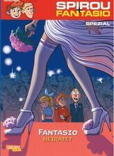 Spirou + Fantasio Spezial 21, Carlsen