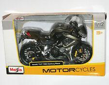 Maisto-Benelli TNT 1130 Century Racer-escala 1:12 Modelo de la motocicleta