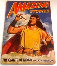 Amazing Stories – US Pulp – November 1947 – Vol.21 No.11 - Wilcox, Phillips