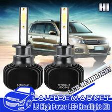 2PCS Lamp for Polaris Sportsman EPS X2 550 850 Super White LED Headlights Bulbs