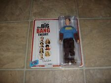 "The Big Bang Theory Sheldon in a Vintage Batman Shirt 8"" Retro New Figure MOSC"
