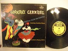 Goombay Carnival, Confidential Club Orchestra Nassau, M.G.M. Jonathan Kemp