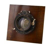 "Vintage Goerz 12"" f/6.8 Dagor Series III No.6 in Compound Shutter w/6x6"" Board"