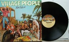 Go West by Village People (LP, 1979, Casablanca) VG+/EX WITH POSTER