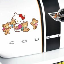 Hello Kitty Universal Car Hatchback notchback decal lovely sticker mini smart