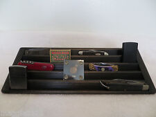 Knife, Case Knives, Matchbox, Lighter 5 Tier Stadium Wood Display-Ebony Stained
