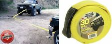 """Keeper 02942 30' x 4"""" Recovery Strap Towing Offroad 20,000lb New Free Shipping"""