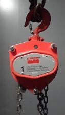 Dayton 1 Ton Hand Chain Hoist Model 1Vw55 with 9' of Chain