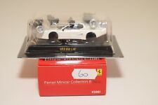 V 1:64 60 KYOSHO COLLECTION 8 NEO FERRARI 512BB 512 BB LM WHITE MINT BOXED