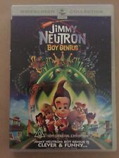JIMMY NEUTRON BOY GENIUS DVD In VERY GOOD CONDITION