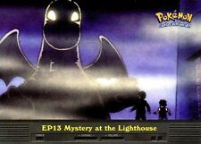 POKEMON TOPPS ENGLISH CARD #EP13 MYSTERY AT THE LIGHTHOUSE DRAGONITE