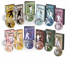 Ancient respected Chen Style Tai Chi Taijiquan Series by Chen Qingzhou 15DVDs