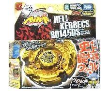 BEYBLADE TAKARA TOMY METAL FUSION BB-99 GOLD HELL HADES KERBECS BD145DS+LAUNCHER