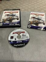 World of Outlaws Sprint Cars 2002 Sony PlayStation 2 PS2 Racing Complete Manual