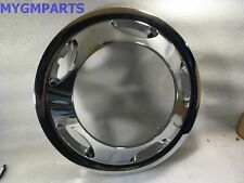 SILVERADO SIERRA 3500HD DUALLY CHROME FRONT WHEEL HUB CAP 2011-2018  9597815