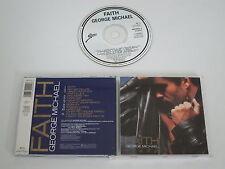 GEORGE MICHAEL/FAITH(EPIC EPC 460000 2) CD ALBUM
