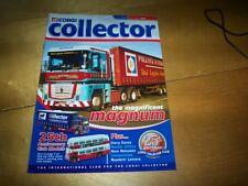 corgi collector magazine no 210 july 2009 25th anniverary club models