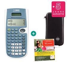 TI 30 XS MultiView Taschenrechner + Schutztasche Lern-CD Garantie
