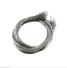 10Pcs Road Bike MTB Gear Bicycle Brake Line Shifter Core Inner Cable Wire