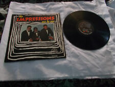 "The Impressions ""  One By One """