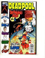 Deadpool # 13 NM 1st Print Marvel Comic Book Cable X-Men X-Force Wolverine CR45