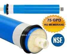 TFC Reverse Osmosis Membrane Aquarium Water Filter RO 75 GPD | TW-1812-75D