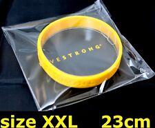 Bracelet XXL 23 cm NIKE LIVESTRONG SKY TREK BMC AG2R ARMSTRONG FROOME BARDET