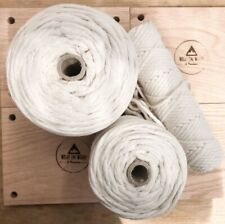 Extra Thick Cotton String - Chunky Macrame Parcel Twine