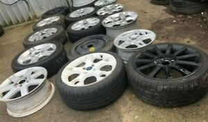 VARIOUS FORD FIESTA ALLOYS FROM 1990 TO 2018 ALLOY WHEEL RIM