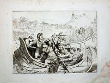 Pompeius Ägypten Pharao Ptolemaios Caesar Rom Antike Pyramide Galeere Legionär