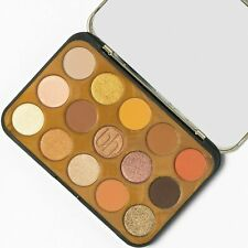 BH Cosmetics Glam Reflection Gilded - 15 Colour EyeShadow Palette