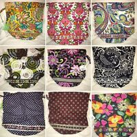 VERA BRADLEY Ditty Bag 'Multiple Variations' NWT/NWOT - Perfect Condition