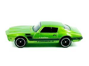 MATCHBOX / 1971 Pontiac Firebird Formula (Metallic Green) / No packaging.
