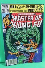 Hands Shang-Chi Master of Kung Fu #106 Marvel Comics Comic G/VG